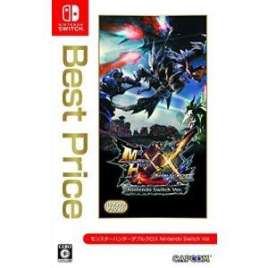 [メール便OK]【新品】【NS】【BEST】モンスターハンターダブルクロス Nintendo Switch Ver. Best Price[在庫品] asakusa-mach