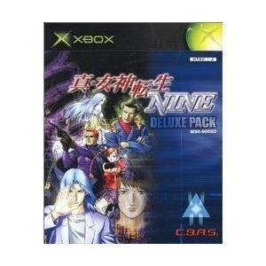 [宅配便限定]【新品】【Xbox】【限】真・女神転生NINE スタンドアローン DXパック|asakusa-mach