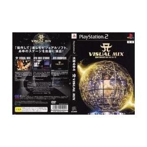 [メール便OK]【新品】【PS2】浜崎あゆみ/A VISUAL MIX【SCE】[お取寄せ品] asakusa-mach