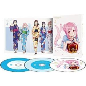 【訳あり新品】【BD】サクラクエスト Vol.4 Blu-ray 初回生産限定版[お取寄せ品] asakusa-mach