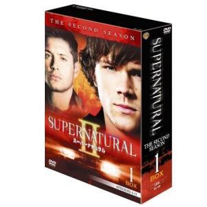 【訳あり新品】【DVD】SUPERNATURAL 2 スーパーナチュラル(セカンド・シーズン) コレクターズ・ボックス1(4枚組)[在庫品]|asakusa-mach