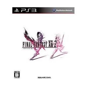 [メール便OK]【新品】【PS3】ファイナルファンタジー 13-2[お取寄せ品]|asakusa-mach