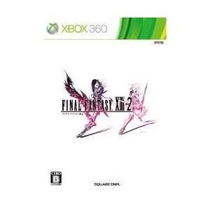 [メール便OK]【新品】【Xbox360】ファイナルファンタジー 13-2|asakusa-mach