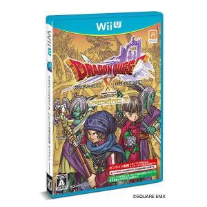 [100円便OK]【新品】【WiiU】ドラゴンクエストX いにしえの竜の伝承 オンライン|asakusa-mach