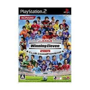 [メール便OK]【新品】【PS2】J.League Winning Eleven 2009 CLUB CHAMPIONSHIP[お取寄せ品]|asakusa-mach