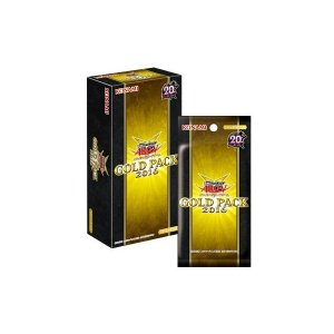 [宅配便限定]【新品】【TTBX】遊戯王ARC-V GOLD PACK 2016|asakusa-mach