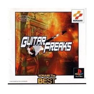 [100円便OK]【新品】【PS】【BEST】ギターフリークス コナミ ザ ベスト|asakusa-mach