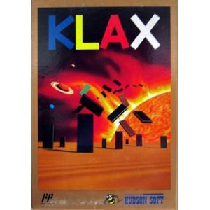 【訳あり新品】【FC】KLAX(クラックス)[お取寄せ品]|asakusa-mach