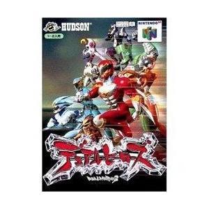 【訳あり新品】【N64】デュアルヒーローズ[お取寄せ品] asakusa-mach