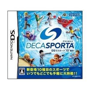 [100円便OK]【新品】【DS】デカスポルタ DSでスポーツ10種目! asakusa-mach