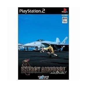 [メール便OK]【訳あり新品】【PS2】ENERGY AIRFORCE aimStrike!(エナジーエアフォース エイムストライク!)[お取寄せ品] asakusa-mach