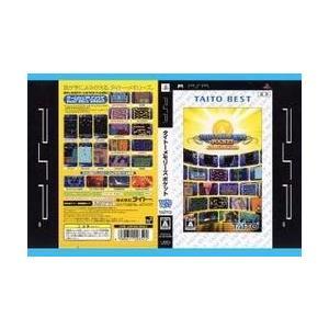 [100円便OK]【新品】【PSP】【BEST】タイトーメモリーズ ポケット TAITO BEST|asakusa-mach