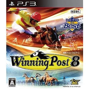 [メール便OK]【新品】【PS3】【BEST】コーエーテクモ the Best Winning Post8|asakusa-mach