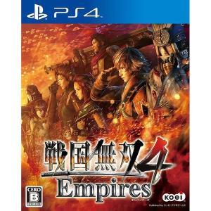 [100円便OK]【新品】【PS4】【通】戦国無双4 Empires 通常版 asakusa-mach
