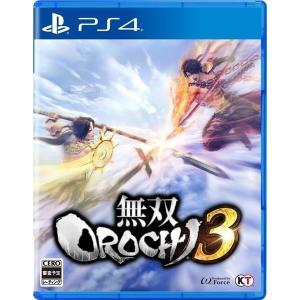 [メール便OK]【新品】【PS4】【通】無双OROCHI3 通常版[お取寄せ品]|asakusa-mach