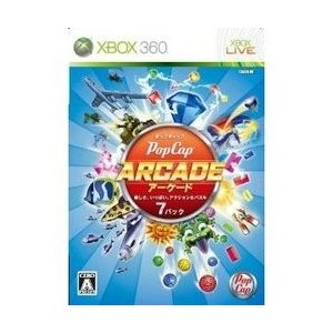 [宅配便限定]【新品】【Xbox360】ポップキャップ アーケード〜楽しさ、いっぱい。アクション&パズル7パック〜|asakusa-mach