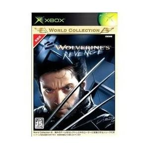 [メール便OK]【新品】【Xbox】【WC】X2:ウルヴァリンズ リベンジ|asakusa-mach