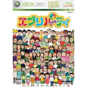 [メール便OK]【訳あり新品】【Xbox360】エブリパーティ[お取寄せ品]|asakusa-mach