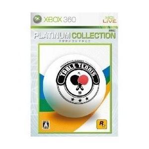 [メール便OK]【新品】【Xbox360】Table Tennis【プラチナコレクション】Rockstar Games presents[お取寄せ品]|asakusa-mach