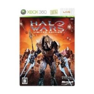 【訳あり新品】【Xbox360】【限】Halo Wars(ヘイローウォーズ) 初回限定版[お取寄せ品]|asakusa-mach