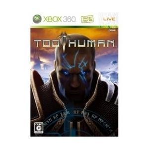 【訳あり新品】【Xbox360】【限】Too Human -トゥー ヒューマン- 初回限定版[お取寄せ品]|asakusa-mach