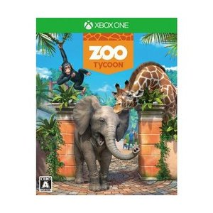 [メール便OK]【新品】【XboxOne】Zoo Tycoon(ズータイクーン)|asakusa-mach