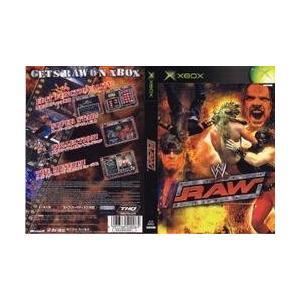 [メール便OK]【訳あり新品】【Xbox】【通】WWE RAW 通常版[お取寄せ品]|asakusa-mach