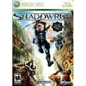 [メール便OK]【新品】【Xbox360】Shadowrun 【海外北米版】[在庫品]|asakusa-mach