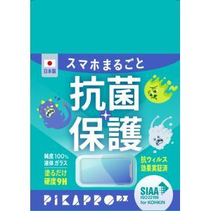[メール便OK]【新品】液晶画面用 ガラスコーティング剤 ピカプロDX  スマホ 保護 硬度9H タブレット パソコン ゲーム asakusa-mach