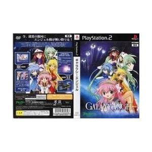 [メール便OK]【中古】【PS2】GALAXY ANGEL(ギャラクシーエンジェル)|asakusa-mach