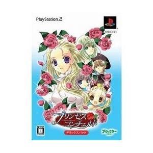 [宅配便限定]【中古】【PS2】【限】プリンセス コンチェルト DXパック版|asakusa-mach