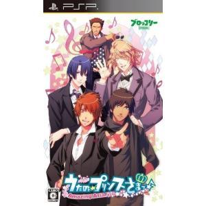 [メール便OK]【中古】【PSP】【通】うたの☆プリンスさまっ♪Amazing Aria 通常版|asakusa-mach