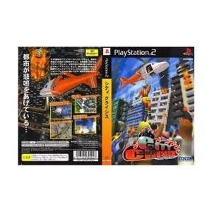 [メール便OK]【中古】【PS2】CITY CRISIS[在庫品]|asakusa-mach
