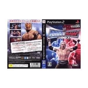 お取り寄せに[3〜6営業日前後]【92%OFF】<【PS2】WWE 2007 SmackDown v...
