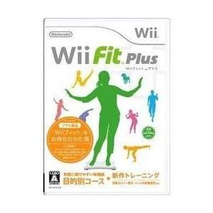 [メール便OK]【中古】【Wii】【ソフト単品版】Wii Fit Plus|asakusa-mach