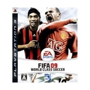 [メール便OK]【中古】【PS3】FIFA 09 ワールドクラス サッカー[お取寄せ品] asakusa-mach
