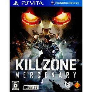 お取り寄せに[5〜6週間]【35%OFF】<【PSV】KILLZONE:MERCENARY><プレイ...
