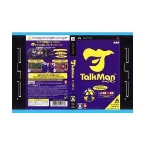 [メール便OK]【中古】【PSP】TALKMAN【ソフト単体版】[お取寄せ品]|asakusa-mach