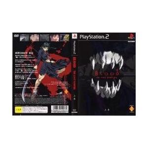 [メール便OK]【中古】【PS2】BLOOD THE LAST VAMPIRE(上巻)[在庫品]|asakusa-mach