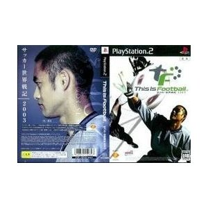 [メール便OK]【中古】【PS2】This Is Football サッカー世界戦記2003[在庫品]|asakusa-mach