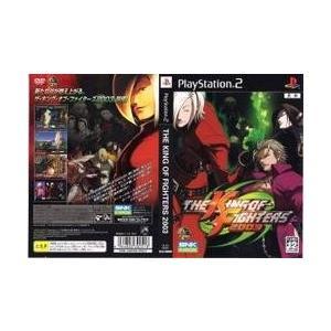 [メール便OK]【中古】【PS2】THE KING OF FIGHTERS 2003[お取寄せ品]|asakusa-mach