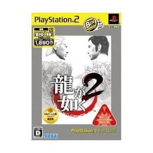 [メール便OK]【中古】【PS2】龍が如く2【BEST】(龍が如く見参!)予告編DVD付[お取寄せ品]|asakusa-mach