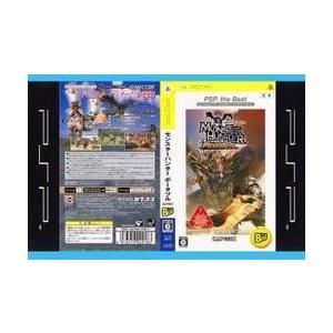 [メール便OK]【中古】【PSP】モンスターハンターポータブル【PSP the Best】ロットアップ分[お取寄せ品] asakusa-mach