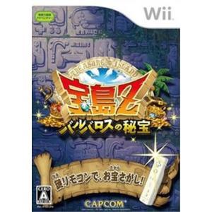 [メール便OK]【中古】【Wii】宝島Z バルバロスの秘宝[在庫品] asakusa-mach