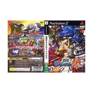[メール便OK]【中古】【PS2】【通】戦国BASARA X(クロス) 通常版[お取寄せ品] asakusa-mach