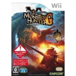 お取り寄せに[3〜6営業日前後]【87%OFF】<【Wii】モンスターハンターG><Wii><アクシ...
