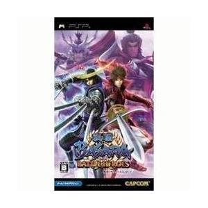 [メール便OK]【中古】【PSP】戦国BASARA バトルヒーローズ[お取寄せ品] asakusa-mach