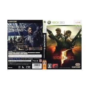 【中古】【Xbox360】【限】バイオハザード5 Deluxe Edition[お取寄せ品] asakusa-mach