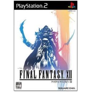 [メール便OK]【中古】【PS2】ファイナルファンタジーXII[お取寄せ品]|asakusa-mach