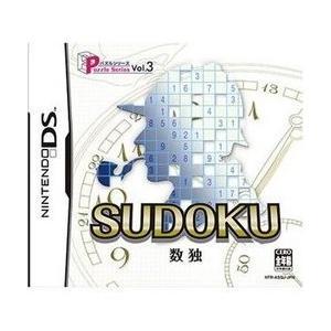 [メール便OK]【中古】【DS】【パズルシリーズVol.3】SUDOKU 数独[お取寄せ品]|asakusa-mach